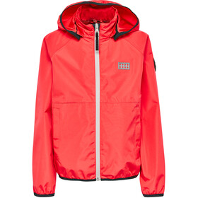 LEGO wear Joshua 209 Jacket Kids coral red